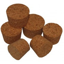 Natural Cork Stopper 65/60mm