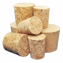 Natural Cork Bung 29/20mm