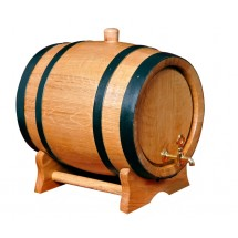 Wooden Barrel 15L – Oak Barrel 15L