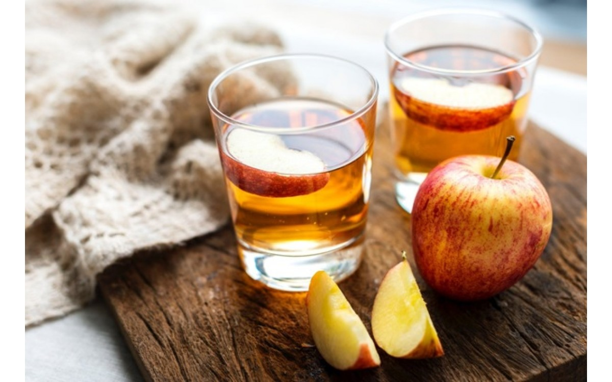 How to make aromatic cider in home? Step by step