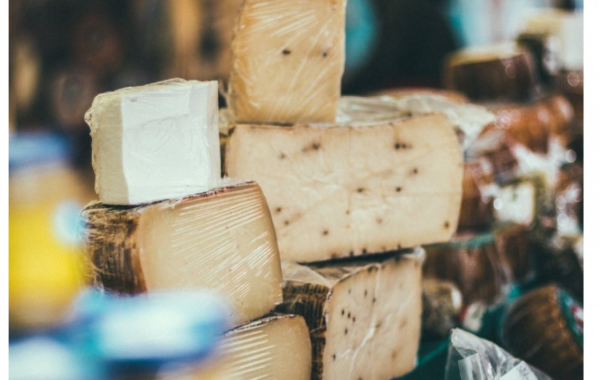 Rank of the world's most popular cheeses