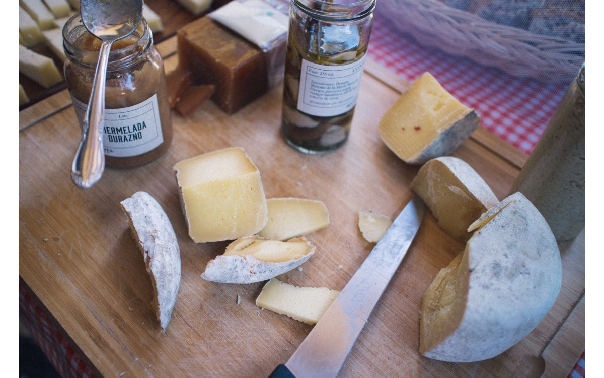 Types of cheese that we usually make at home