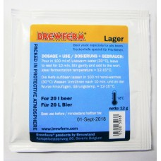 Beer Yeast – Lager Yeast 12g