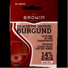 Liquid Wine Yeast Browin - Burgundy 20ml