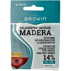 Liquid Wine Yeast Browin – Madera 20ml