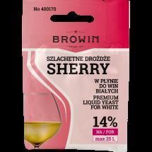 Liquid Wine Yeast Browin - Sherry 20ml