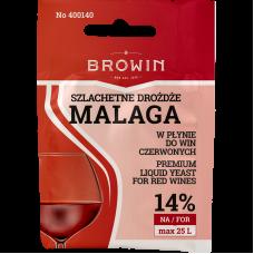 Liquid Wine Yeast Browin - Malaga 20ml