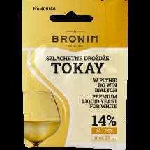 Liquid Wine Yeast Browin - Tokay 20ml