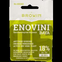 Enovini Active Dry Wine Yeast 7g - Baya 18%