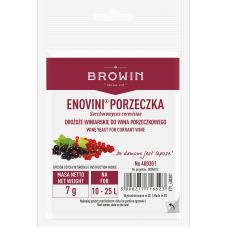 Enovini Wine Yeast for Currant 7g
