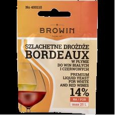 Liquid Wine Yeast Browin – Bordeuax 20ml