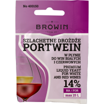 Liquid Wine Yeast Browin - Portwein 20ml