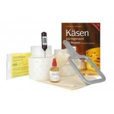 Cheese kit for beginners – German