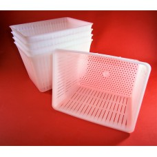 5 x Cheese Mould 1.5kg - 16x12x11cm