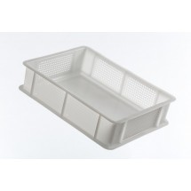Cheese Ripening Container - Perforated Basin