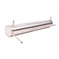 Graham condenser 40cm - Stainless steel