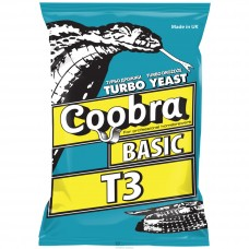 Turbo Yeast – Coobra T3 Basic