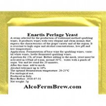 Enartis Dried Wine Yeast - Perlage