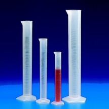 Plastic Hydrometer Jar 25ml
