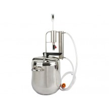 Alcohol Distiller - Distiller and pressure cooker 2in1 12L