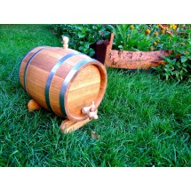 Wooden Barrel 30L – Oak Barrel 30L