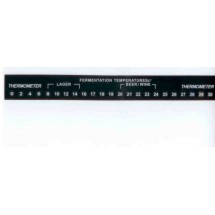 FERMOMETER - Thermometer Sticker