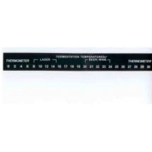 Ferometer 0-30°C - Thermometer Sticker