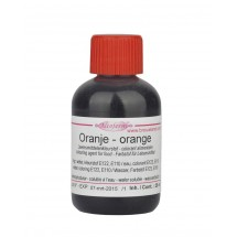 Colouring agents for food - Orange