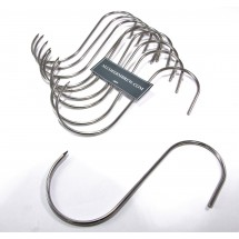 Meat Smoking Hooks - 10 pcs