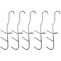 Smoking Hooks for Fish - 5pcs