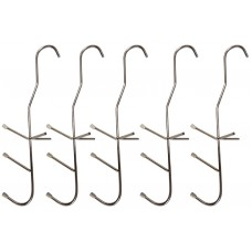 Hooks for Smoking Fish - 5pcs