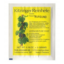 Kitzinger Dried Wine Yeast - BURGUND