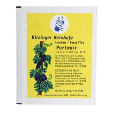 Kitzinger Dried Wine Yeast - PORTWINE