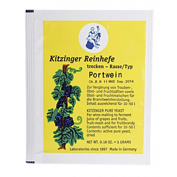 Kitzinger Weinhefe PORTWINE