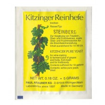 Kitzinger Dried Wine Yeast - STEINBERG