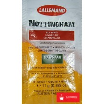 Lallemand Dried Brewing Yeast – Danstar Nottingham