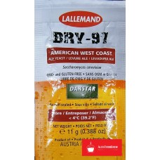 Lallemand Dried Brewing Yeast – Danstar BRY-97