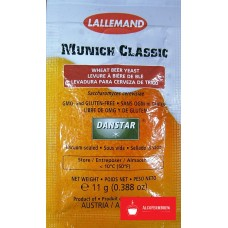 Lallemand Dried Brewing Yeast – Danstar Munich Classic