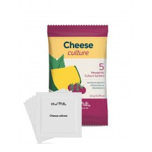 Cheese Culture - Mesophilic - 5 Sachets per 50L Milk