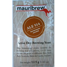 Mauribrew Brewing Yeast – Ale 514