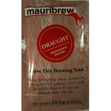 Mauribrew Brewing Yeast – Draught