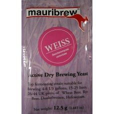 Mauribrew Brewing Yeast – Weiss