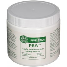 Cleaner - Steriliser PBW Five Star 450g