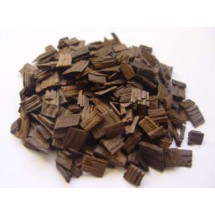 Wood Chips - Chestnut - 100g