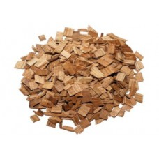 Oak Chips - American - Untoasted  1kg