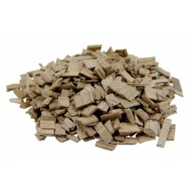 Oak Chips - French - Light Toast 1kg
