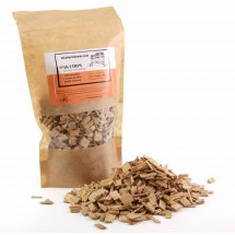 Oak Chips - French Untoasted  100g