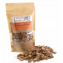 Oak Chips - American - Light Toast 100g