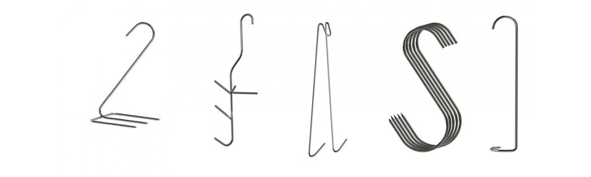 Smoking Hooks|Hooks for Fish-Meat-Chicken