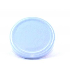 Jar Lids 10pcs 63mm – White